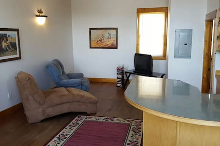 Apartment in down town lander! - Lander - Apartment