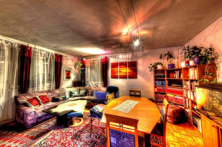 Quiet condominium in the suburbs - Priel - Pis