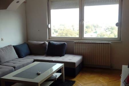 Apartment 7 km of the city center Skopje