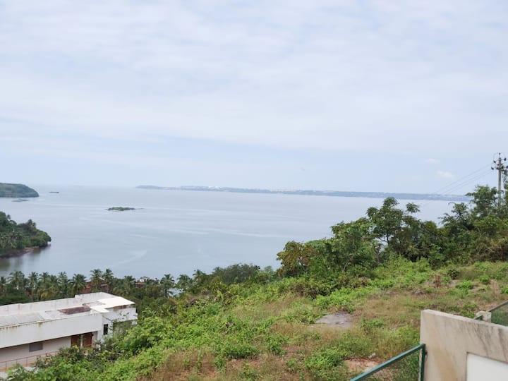 Sea-scape by the Bay