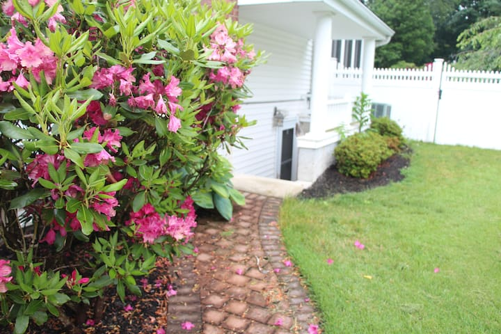 Private Suite Near Stony Brook Univ and Port Jeff - Port Jefferson - House
