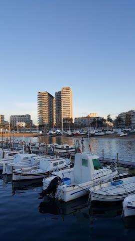 Precioso apartamento en el Paseo Marítimo