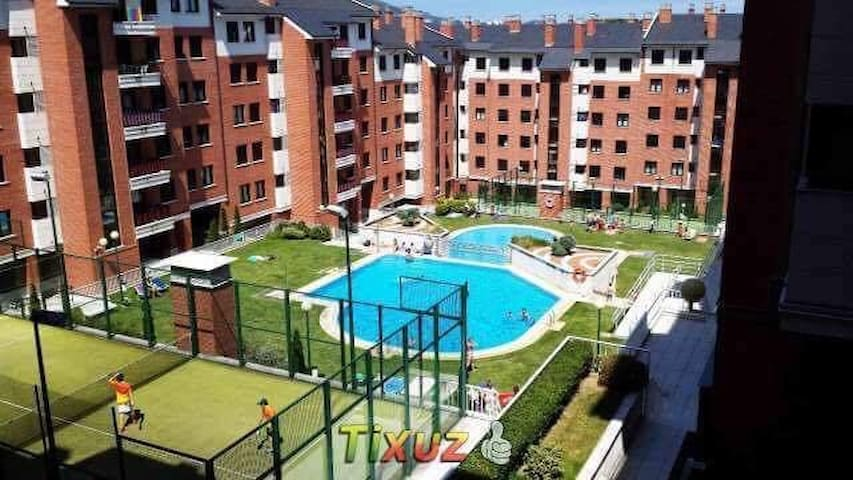 Inmejorable urbanización - Castro Urdiales - Appartement