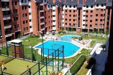 Inmejorable urbanización - Castro Urdiales - 公寓