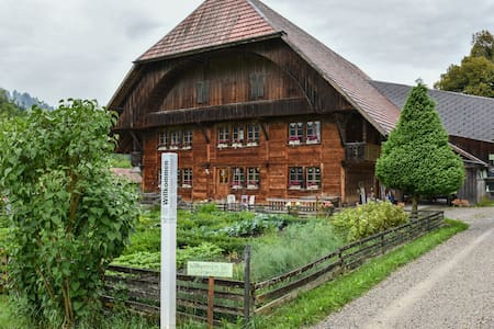 wielandleben BnB Bauernhaus - Eggiwil - Inap sarapan