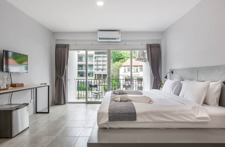 Monotel Aonang : Deluxe Double or Twin Room