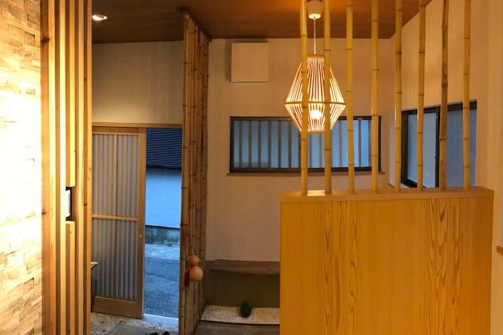 Guesthouse DOPPO #NearOsakaUmeda