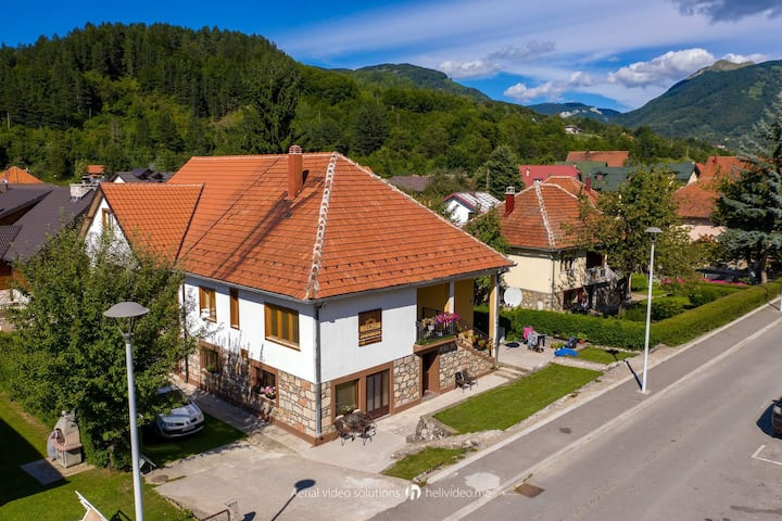 Tango Apartments Kolasin 8, Studio in Town Center