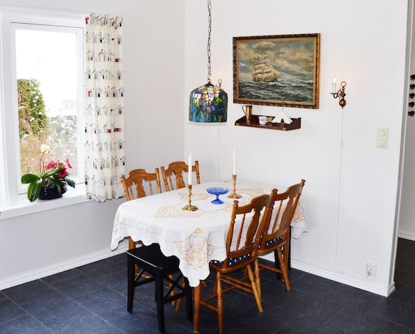 Sea or golf? Rygge Norway - Dilling - Apartment