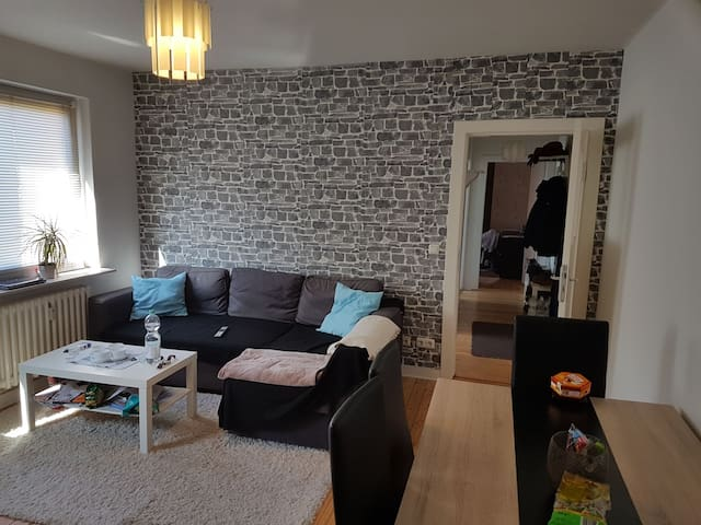 Nice room with parking Place - Kiel - Apartamento