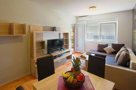 Studio apartment for two persons with parkingplace
