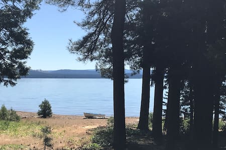 Lake Almanor Lake Front Retreat