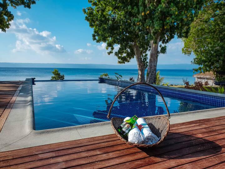 Angel Cove -  Luxury Beachfront Home