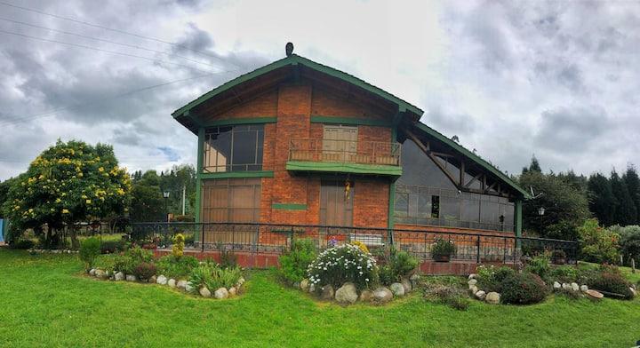 Buenos Aires - Cabaña en las montañas de Paipa
