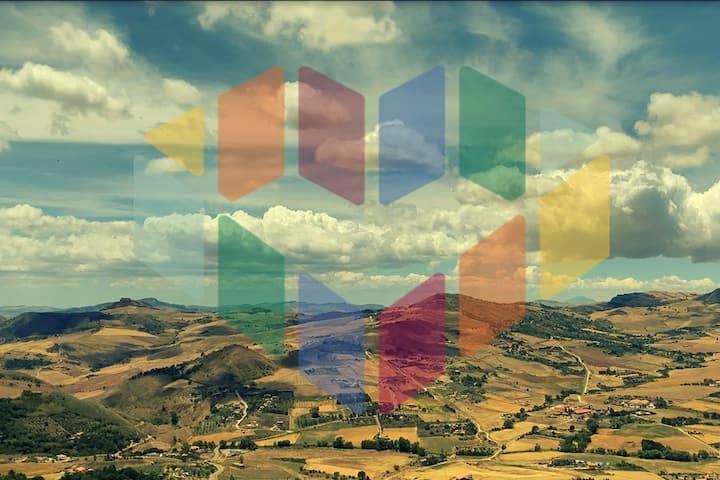 """""""""""Grande A-MURI"""" nel cuore della Sicilia"""