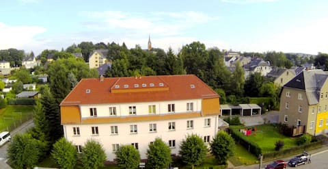 Geräumige Gästewohnung, ruhig gelegen [52 m²]