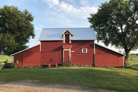 Century Farmstead in Southwest Minnesota.