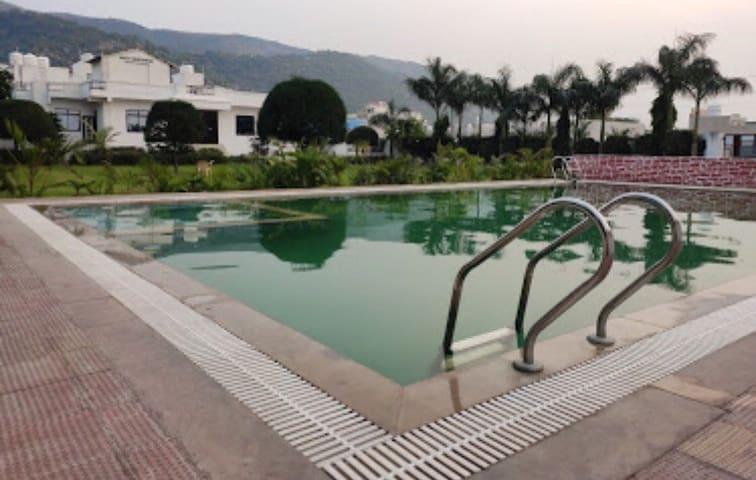 Beautiful stay in mountain resort