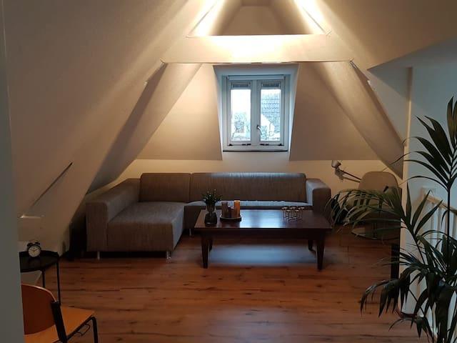 Cozy 4 bdrm apartment Rotterdam near city center