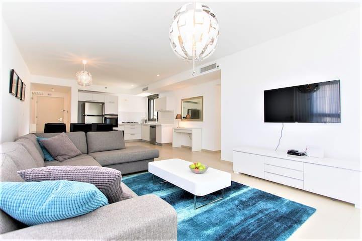 ♕Nino Sea View - Luxurious 3bdrm apartment♕