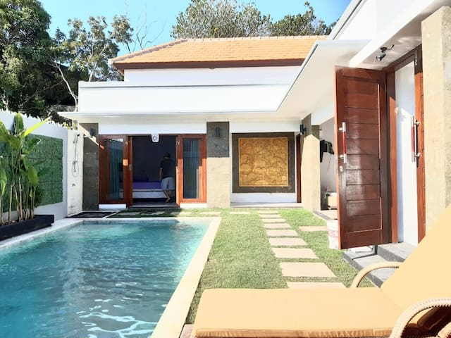 Abian Rahayu is a private villa Good for holiday