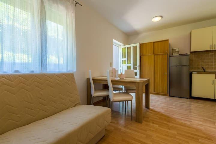 One bedroom Apartment, in Dramalj (Crikvenica), Outdoor pool, Terrace