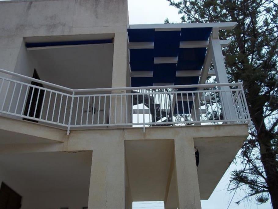 angolo veranda
