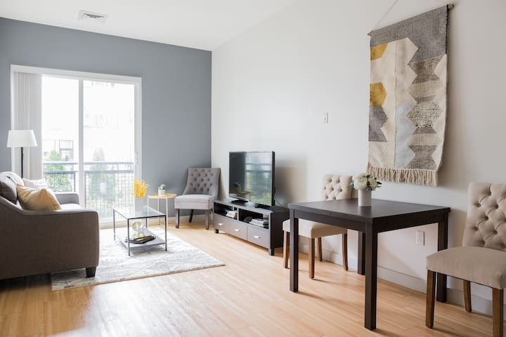 Serene 1BR in Seaport by Sonder