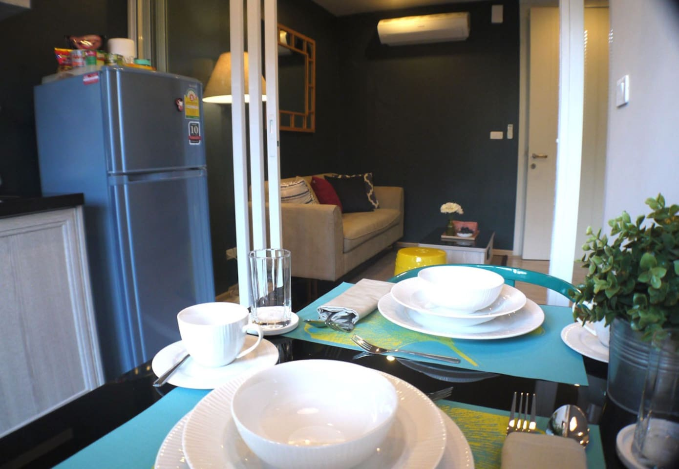 The Luxury Apartment in Phuket Town