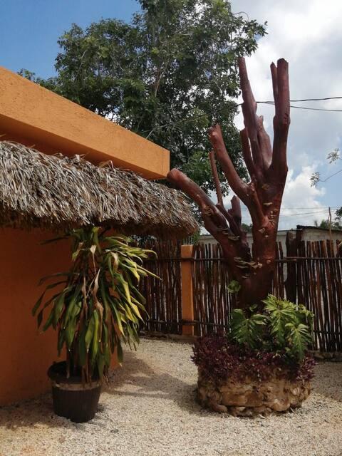 Suites de Piedra y Colores en Chichén itzá 1 HUECH