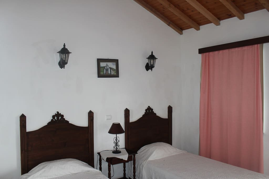 All the rooms have ocean are furnished with vintage furniture and antiques.