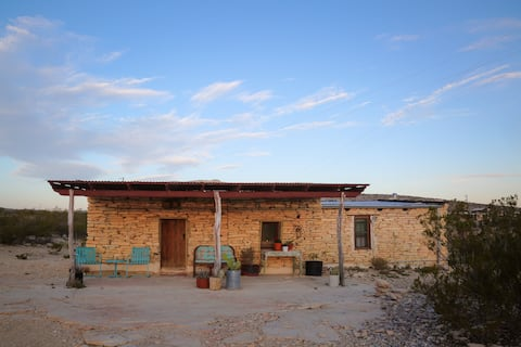 Terlingua GhostTown Ruin - Boystown