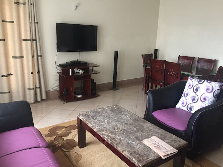 2 Bedroom modern fully furnished apartment