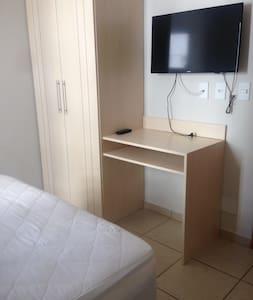 TV smart do quarto