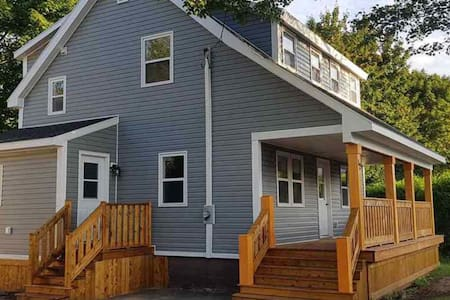 Newly renovated home in downtown Kentville