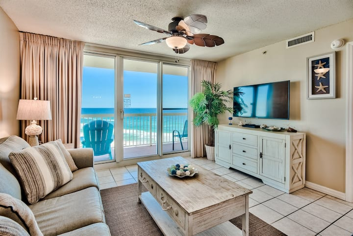 Pelican Beach 16th floor Upgraded 2 bedroom -on the beach- NEW