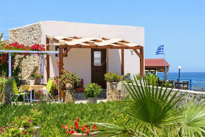 """BEACH HOUSE"", by the sea in a garden"