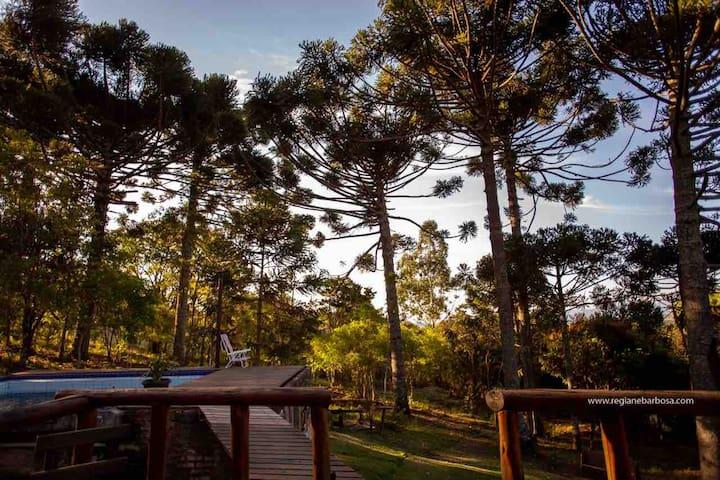 Tambo Lodge - Chalé de montanha