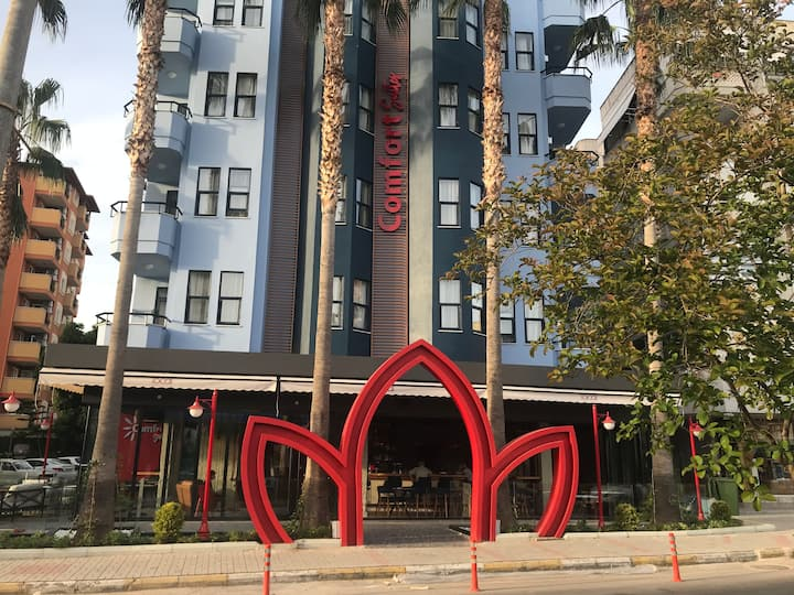 Comfort Suites, in the heart of Alanya