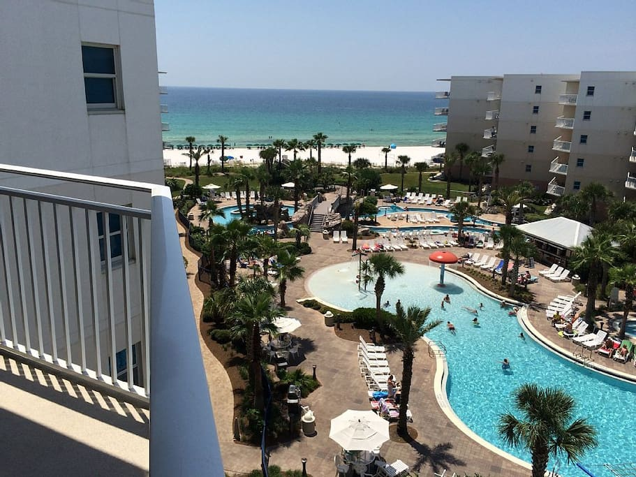 Waterscape A614 Condominiums For Rent In Fort Walton