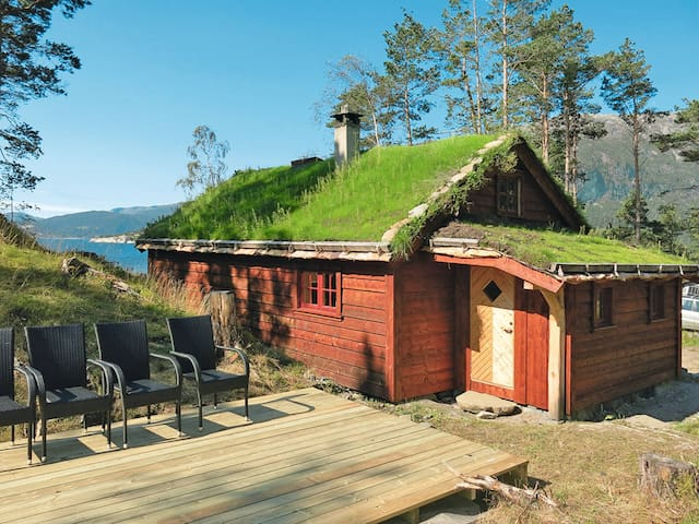 Holiday home in Kyrkjebö for 6 persons