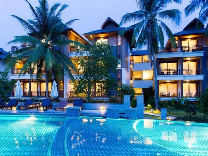 Koh Phangan Sunset Jacuzzi Suite (148 sqm)