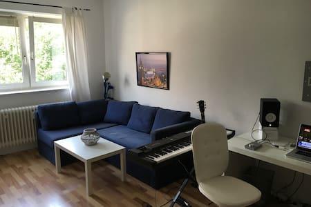 1-Zi. 33m² HH-Winterhude Stadtpark - Hamburg - Apartment