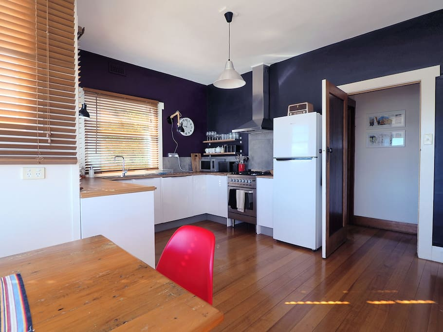 Our newly installed kitchen has everything you'll need …