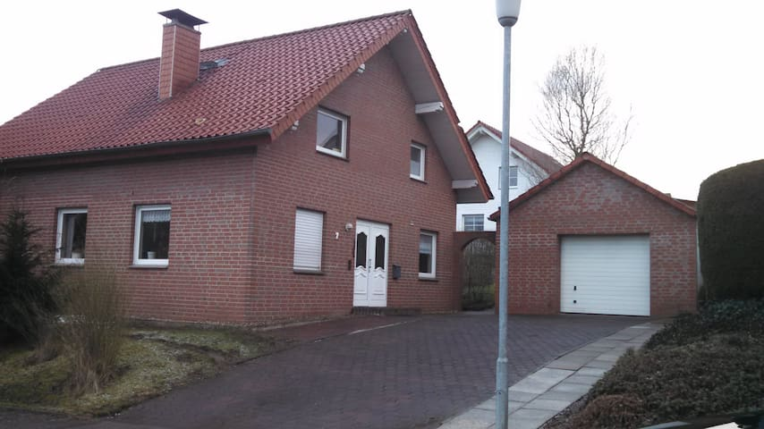 My house with 2 rooms - Steinheim - Huis