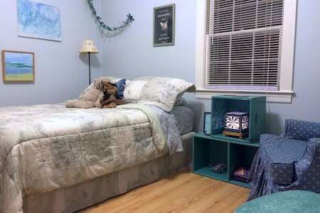 Charming Room in Center of Old Town - Marblehead
