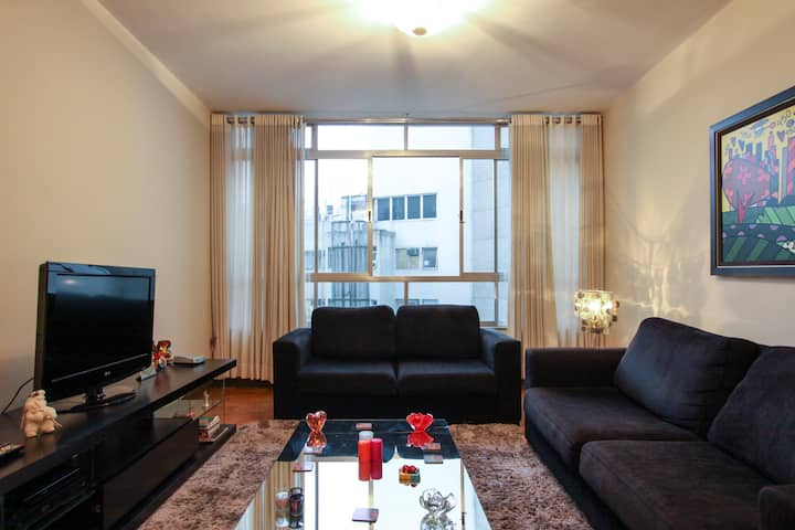 Huge Apartment next to Paulista Ave