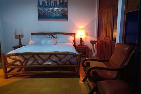One Room Villa