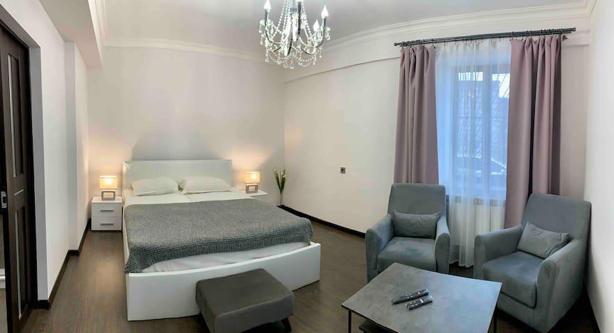 Современная и комфортабельная квартира