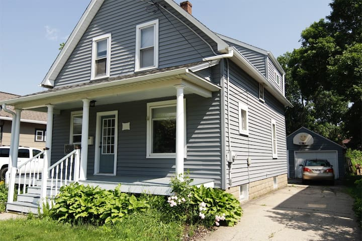 Centrally located house